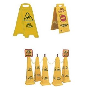 Safety Signs | Floor