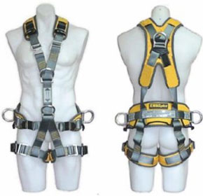Full Body Harness | Ropeworks | 1800 ERGO RW