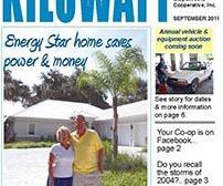 Energy Star R-38 home in Florida - a first for the area