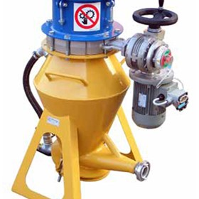 BLOBOY Pneumatic Conveying System