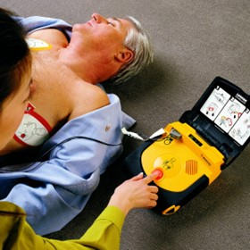 AED Defibrillators | CR Plus