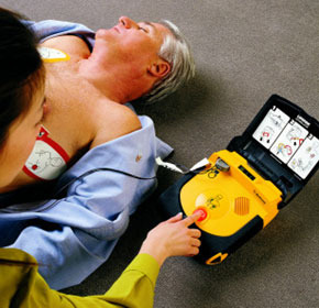 AED Defibrillators | LifePak CR® Plus