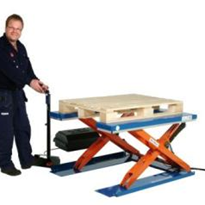 Low Profile Scissor Platforms | U and E Shaped