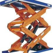 Scissor Lift | Vertical Double