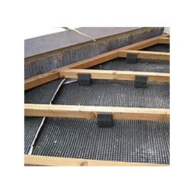 Rubber Decking System