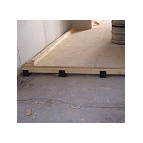 Rubber Flooring System