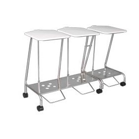 Linen Trolley | Soiled Triple