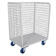 Linen Delivery Trolley