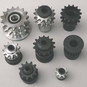Conveyor Components and Replacement Parts | Roller Bearings Sprockets