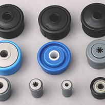 Conveyor Components | Wheels Plastic