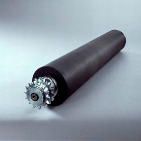 Conveyor Rollers and Parts | Model Options Steel/ Engineered Plastics