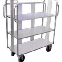Stainless Trolley | 3 Shelves