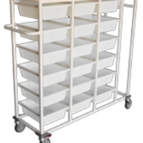 Storage Basket Trolley | SBT 18R