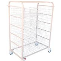 Mesh Storage Basket Trolley | SBTM 30