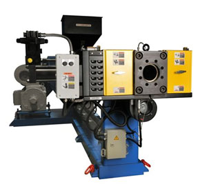 Extruder Machines for Plastics