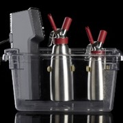 Bath & Whip Canister Holders | Cambro | Sous Vide Cooking