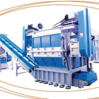 Shredders for Pipe & Profile