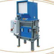 Low Volume Single Shaft Shredders