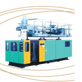 Blow Moulding Machines for Plastics