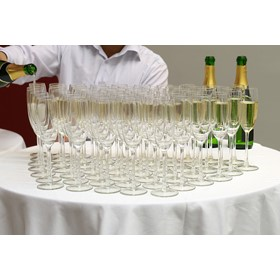 Event Glassware Hire