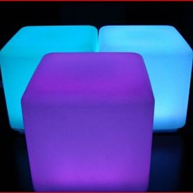 LED Nightclub Furniture | Cube Chairs