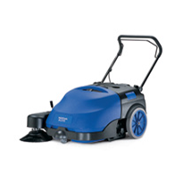 Walk Behind Sweeper | FLOORTEC 350