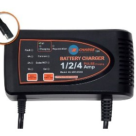 12 Volt Battery Charger | OC-SW121040 : Charger & Maintainer