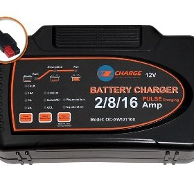 12 Volt Battery Charger | OC-SW121160 : Charger & Maintainer