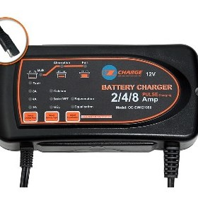 12 Volt Battery Charger | OC-SW121080 : Charger & Maintainer