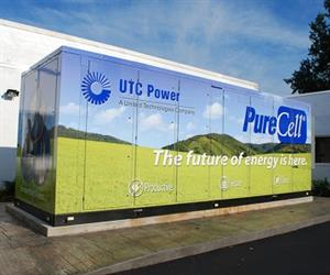 Phosphoric acid fuel cells have found application as both stationary and automotive power sources. Courtesy of UTC Power.