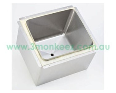 Stainless Steel Ice Wells