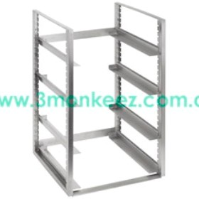 Adjustable Glass Racks