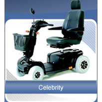 Mobility Scooter | Celebrity