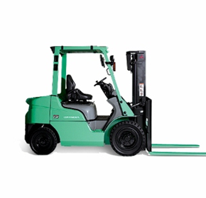 Internal Combustion Pneumatic Tyres Forklift | 4.0- 5.5. Ton