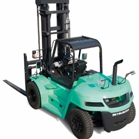 Internal Combustion Pneumatic Tyres Forklifts | 8.0- 16.0 Ton