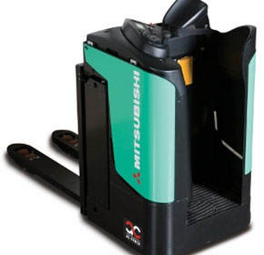 Stand-On Power Pallet Truck | 2.0 Ton