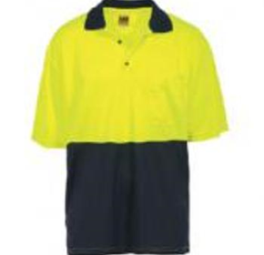 Eco-Vis Short Sleeve Polo