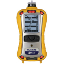 MultiRAE 6-Gas Monitor with VOC Detection – Wireless and Portable