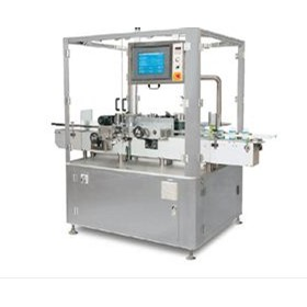 Pharmaceutical Labeler Machine | Round Container GMP