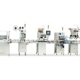 Tablet/Capsule Counting & Filling Line