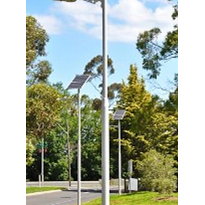 Solar Road Light | Pecan Grid Tied