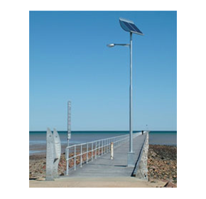 Pecan Jetty Lighting