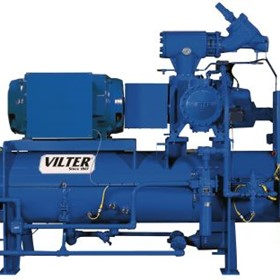 Open Drive Screw Compressors