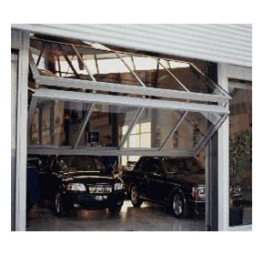 Counterweight Doors | Fold-Up Door