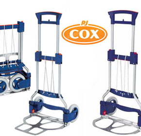 R J Cox Engineering Materials Handling Warehousing Safety