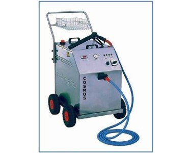 The Cosmos is the ultimate heavy-duty and powerful industrial commercial cleaning solution.