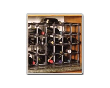 Chateau Wine Racks are a truly modular, versatile wine storage solution.