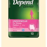 Incontinence Underwear for Women | Depend
