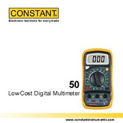 Digital Multimeter | DM 50