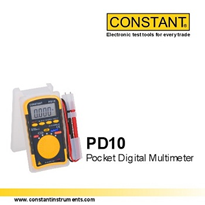 Pocket Digital Multimeter | PD10